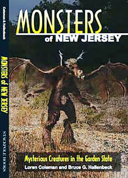 Monsters of NJ book cover