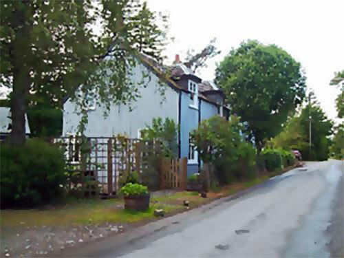 Station Road, Newtonmore Scotland