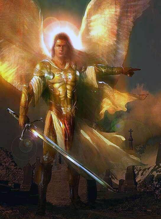 archangel illustration