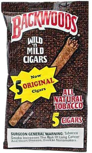 Backwoods brand cigars